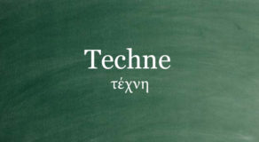 What Is Techne? About This Greek Term