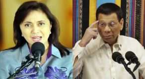 Robredo Reacts To Duterte's Statement on Government's COVID-19 Response in PH