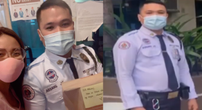 Security Guard Who Works Hard to Become Lawyer Admired by Netizens