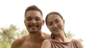 Dingdong Dantes Shares Relaxing Time w/ Wife Marian Rivera