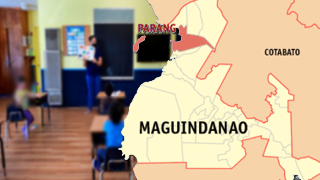 Teacher in Maguindanao