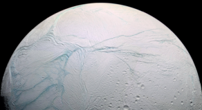 "NASA Finds Signs Of ""Fresh Ice"" On Saturn's Moon"
