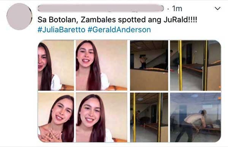 julia barretto gerald anderson photos
