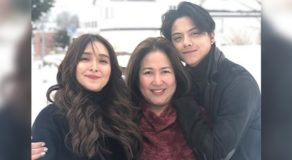 Kathryn Bernardo Mom Posts Wedding Gown Fabric, KathNiel Fans React