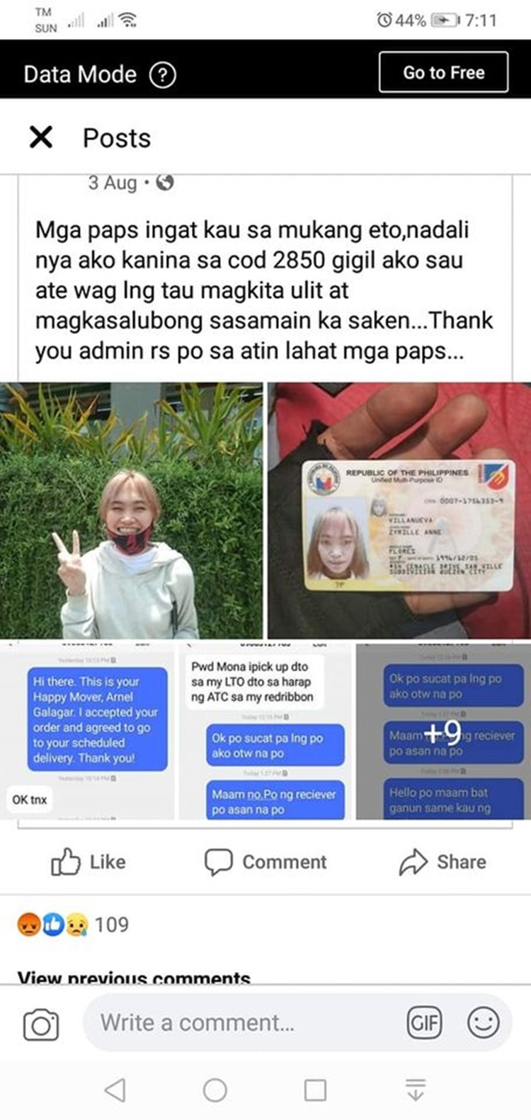 Lady Scammer