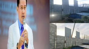 Netizen Expresses Complaints Against Pastor Quiboloy Over Tall Fence