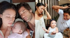 Solenn Heussaff, Nico Bolzico cried when this happened to Baby Thylane
