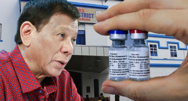 COVID-19 Vaccinations Will Be Conducted In Police Stations – Duterte