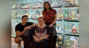 Xian Lim Surprise Sick Grandmother, Granted Dream Room Wish