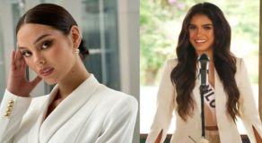 Catriona Gray Defends Newly-crowned MUP 2020 Rabiya Mateo From Criticisms