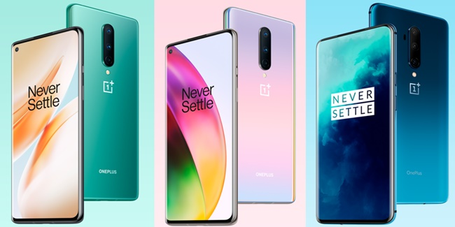Deal OnePlus 7T Pro OnePlus 8
