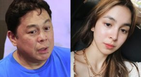 Dennis Padilla Reveals Wish Involving Daughter Julia Barretto