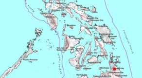 BREAKING NEWS: 3.2 Magnitude Quake Hits Surigao del Sur