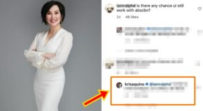 Kris Aquino Hopes To Work In ABS-CBN Again? Here's Her Answer To This