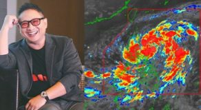 Michael V Reacts To News About Tropical Depression Pepito