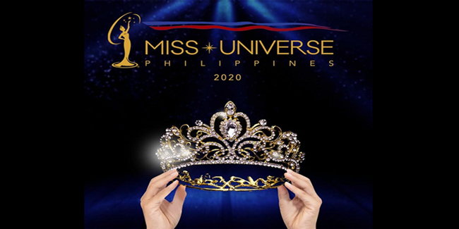 Miss Universe Philippines 2020 crown