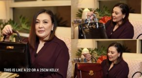 Sharon Cuneta Bag Collection: Megastar Shows Her Favorite Bags