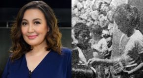 Sharon Cuneta Shares Old Photo Of Her Being Generous Ever Since