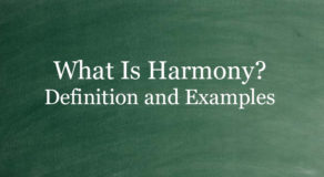 What Is Harmony? Definition And Usage Of This Term