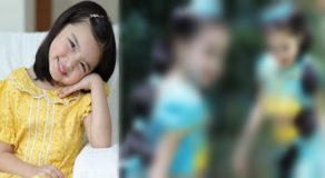 PHOTOS: Zia Dantes Melts Hearts W/ Her Princess Jasmine Costume