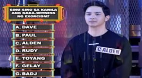 Alden Richards Reveals He Witnessed Exorcism, Netizens React