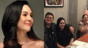 Claudine Barretto celebrates parents' wedding anniversary, Gretchen reacts