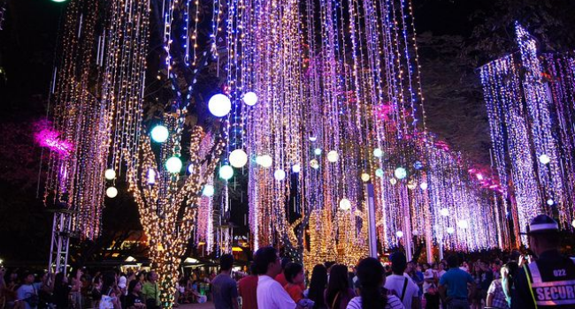 Christmas Parties Banned In Metro Manila Amid GCQ