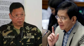 """Lacson To Investigate """"Red-Tagging"""" Of Military Officials"""