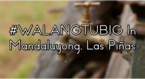 #WalangTubig: Maynilad Water Interruption In Mandaluyong, Las Piñas