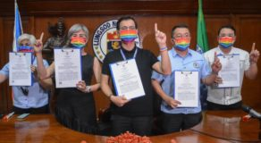 Mayor Isko Moreno Signs Anti-Discrimination Ordinance in Manila