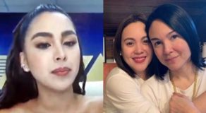 Julia Barretto Gets Asked About Gretchen, Claudine Barretto