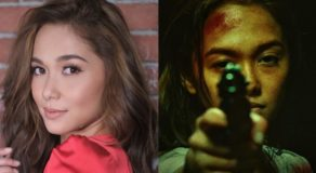Maja Salvador To Star In Upcoming Movie 'Arisaka'