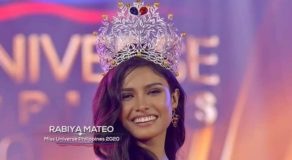 Miss Universe Philippines 2020 Winner: Rabiya Mateo Of Iloilo  Wins Crown