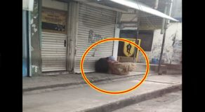 Poor Street Vendor Resting Beside the Road Breaks Hearts of Netizens