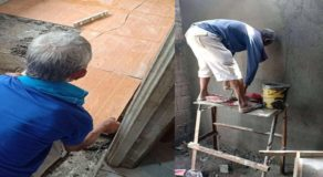 Elderly Construction Worker Seeks Help From Netizens to Find Job Just to Feed Family