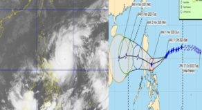 PAGASA: Signal No. 3 Raised Over Catanduanes, Typhoon Rolly Maintains Strength