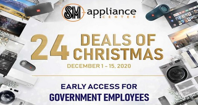 24 Deals of Christmas Sale Government Employees