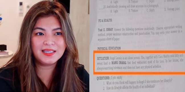 Angel Locsin DepEd Module 5