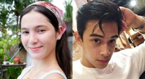"Barbie Imperial Reveals Something About Diego Loyzaga: ""Nagpaparamdam"""