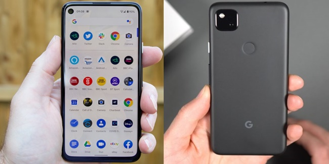 Google Pixel 4A specifications 6