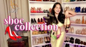 KC Concepcion Shows Her Huge Luxury Shoe Collection, Netizens React