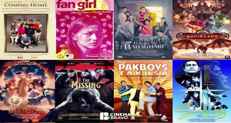 MMFF 2020 Movies