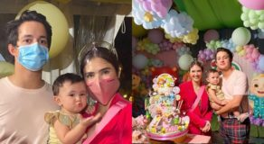 Sofia Andres, Daniel Miranda Daughter Turns 1, Here's Sneak Peek