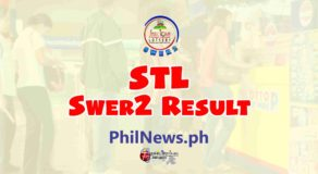 STL SWER2 RESULT Today, Sunday, January 24, 2021