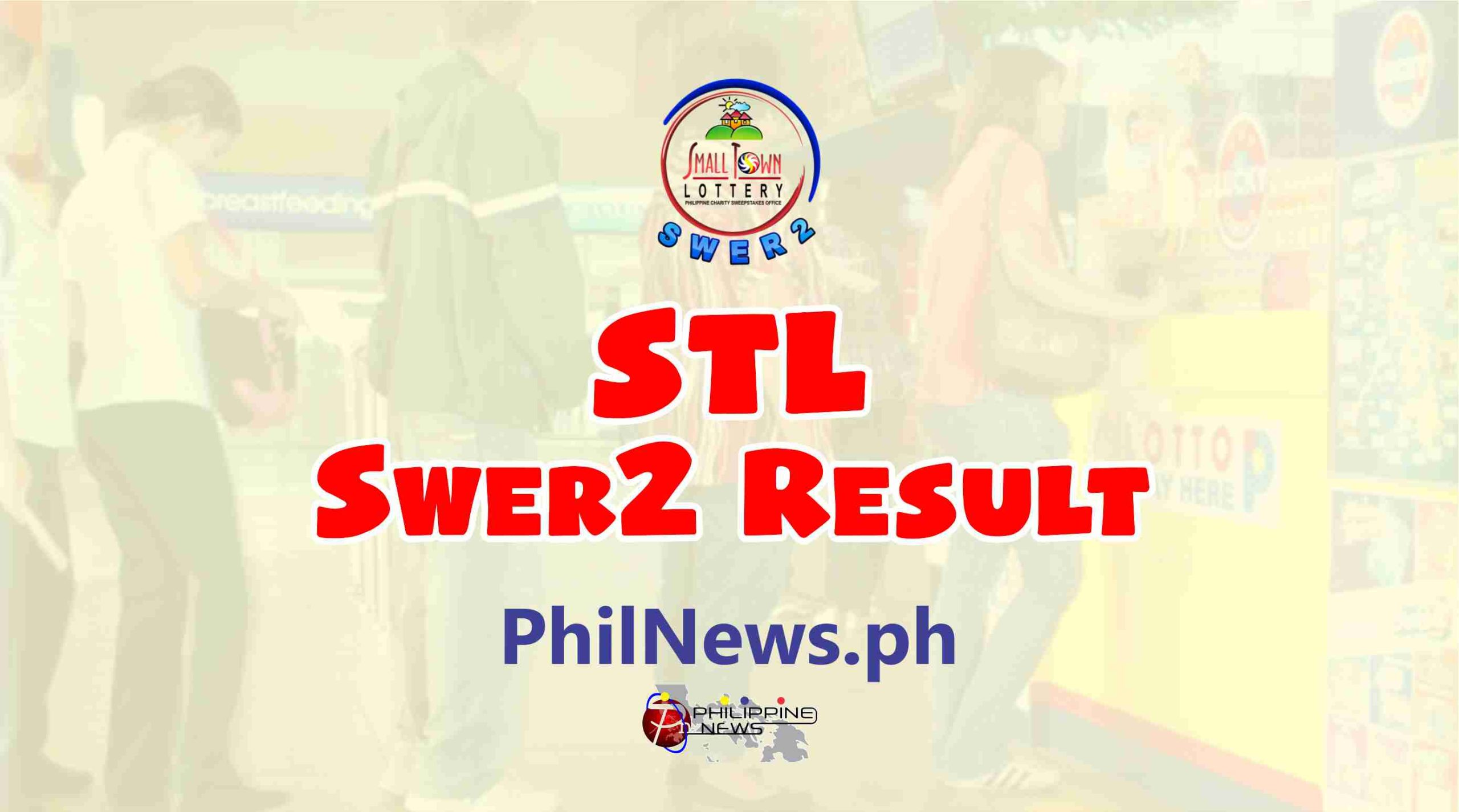 STL Swer2 Lotto Result