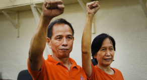 Tiamzon Couple Convicted For Kidnapping, Illegal Detention