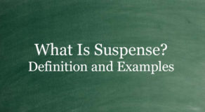 What Is Suspense? Definition And Usage Of This Term