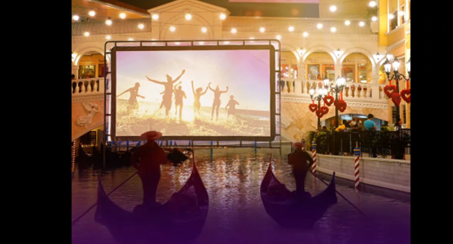 Taguig Mall Float-In Cinema To Open This December