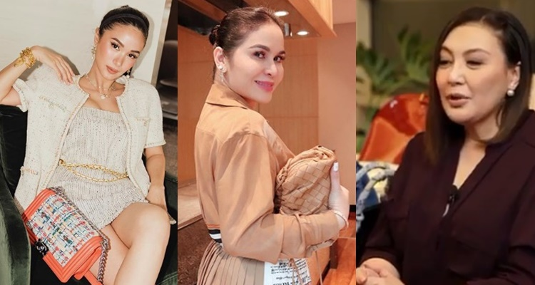 jinkee pacquiao luxury bags sharon cu