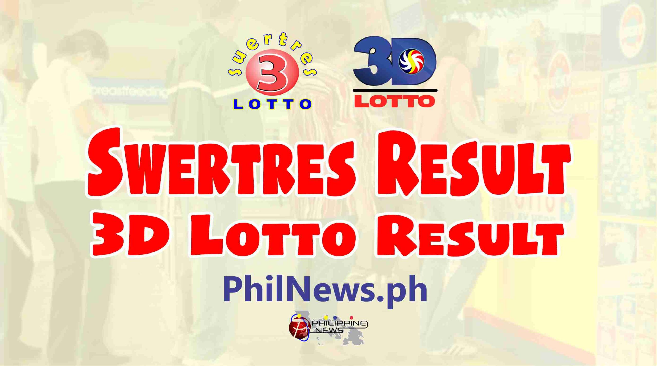 Swertes Lotto Result
